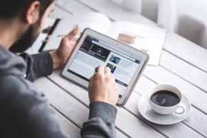 pisanie firmowego bloga